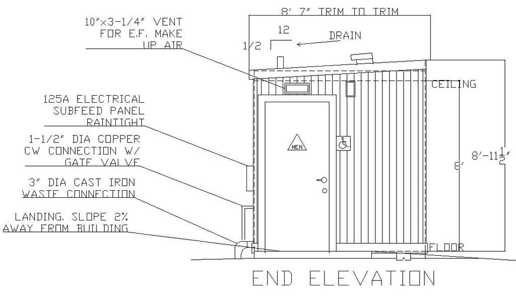 Floor Slab Elevation : Alan pre fab building custom modular buildings since